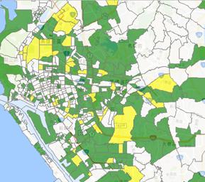台灣2016登革熱地圖